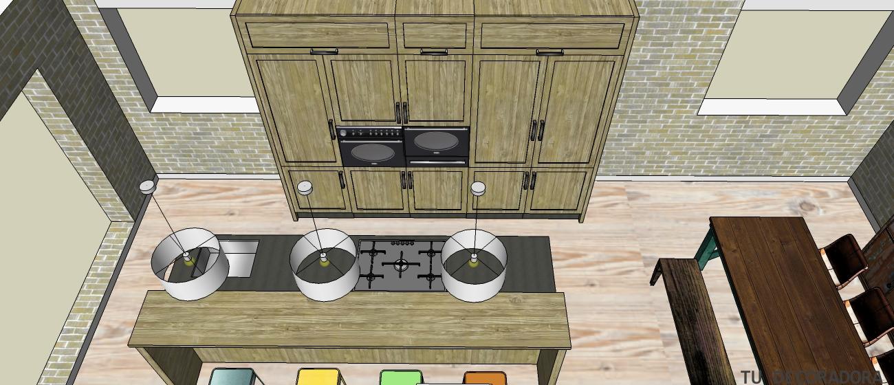 Proyecto Cocina Diego