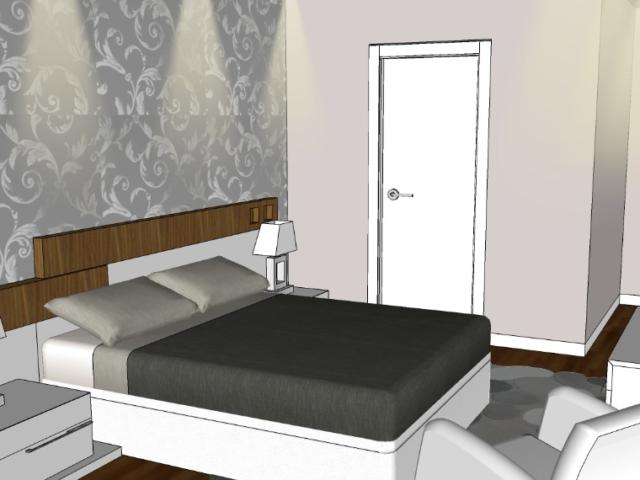 Proyecto Dormitorio Iluminacion