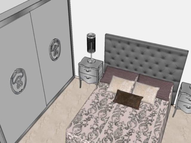 Proyecto Dormitorio Vestidor
