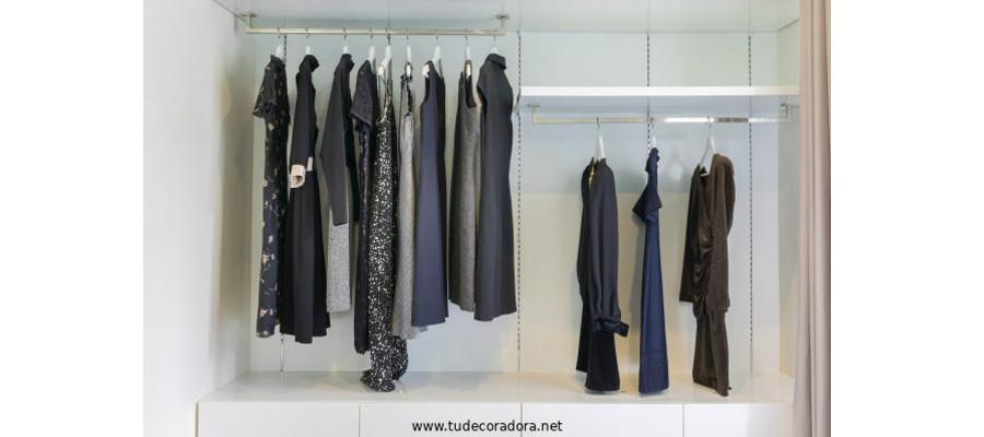 armarios abiertos modernos