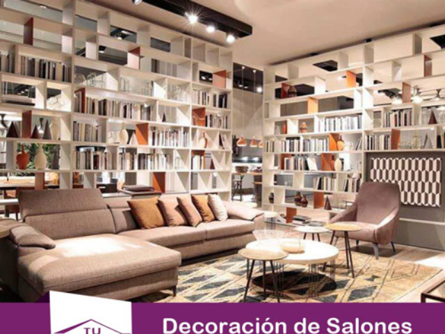 Decoracion mueble sofa