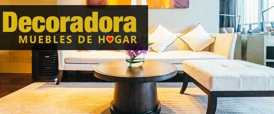 APROVECHA EL ESPACIO como crear un salon lleno de buenas ideas y estilo - tu decoradora - tienda de muebles en yecla portada