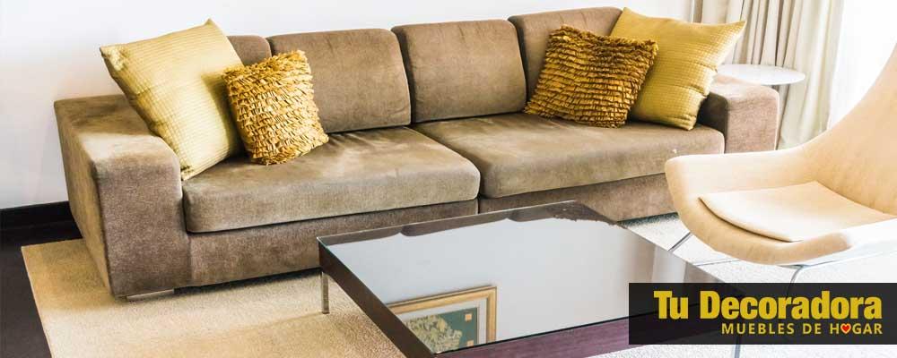 Sofá para salón - Tu Decoradora - tienda de muebles de Yecla