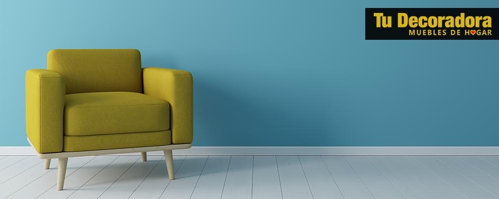 butacas minimalista para decorar tu hogar - tu decoradora yecla