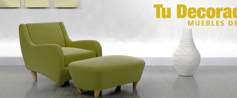 decora con sillones modernos tu casa - tu decoradora yecla - portada