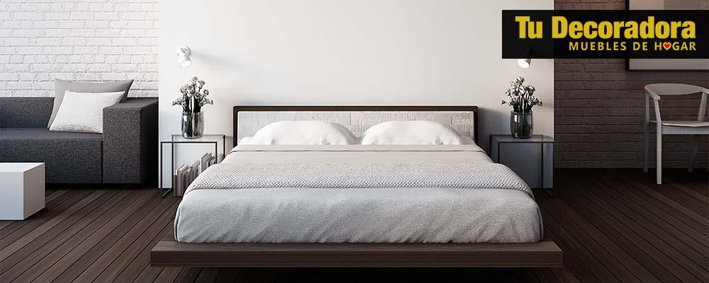 decoracion de dormitorios - LOFT - tu decoradora yecla