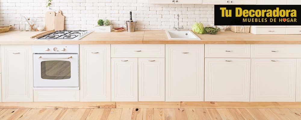 pisos de parquet para cocinas - tu decoradora yecla