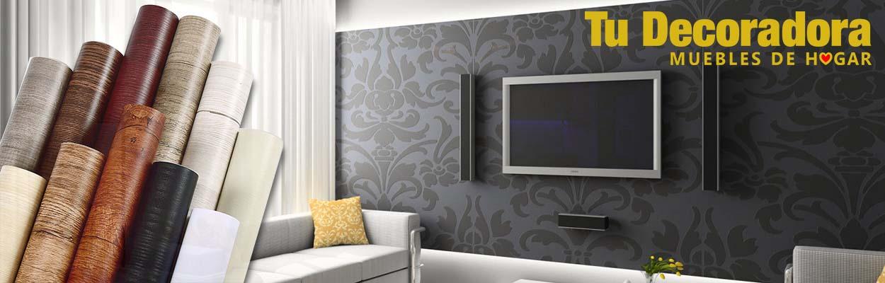 papel decoración para el hogar