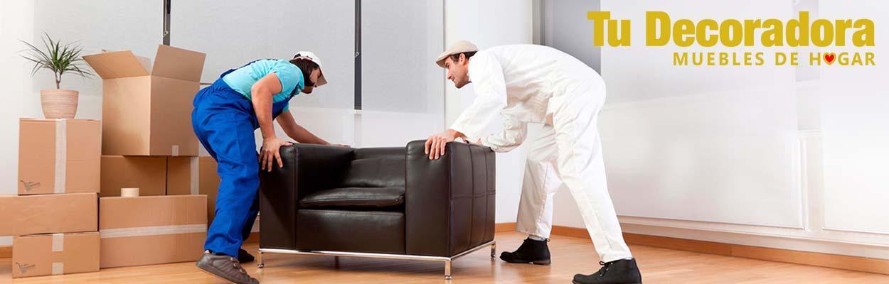 Transporte y montaje de muebles