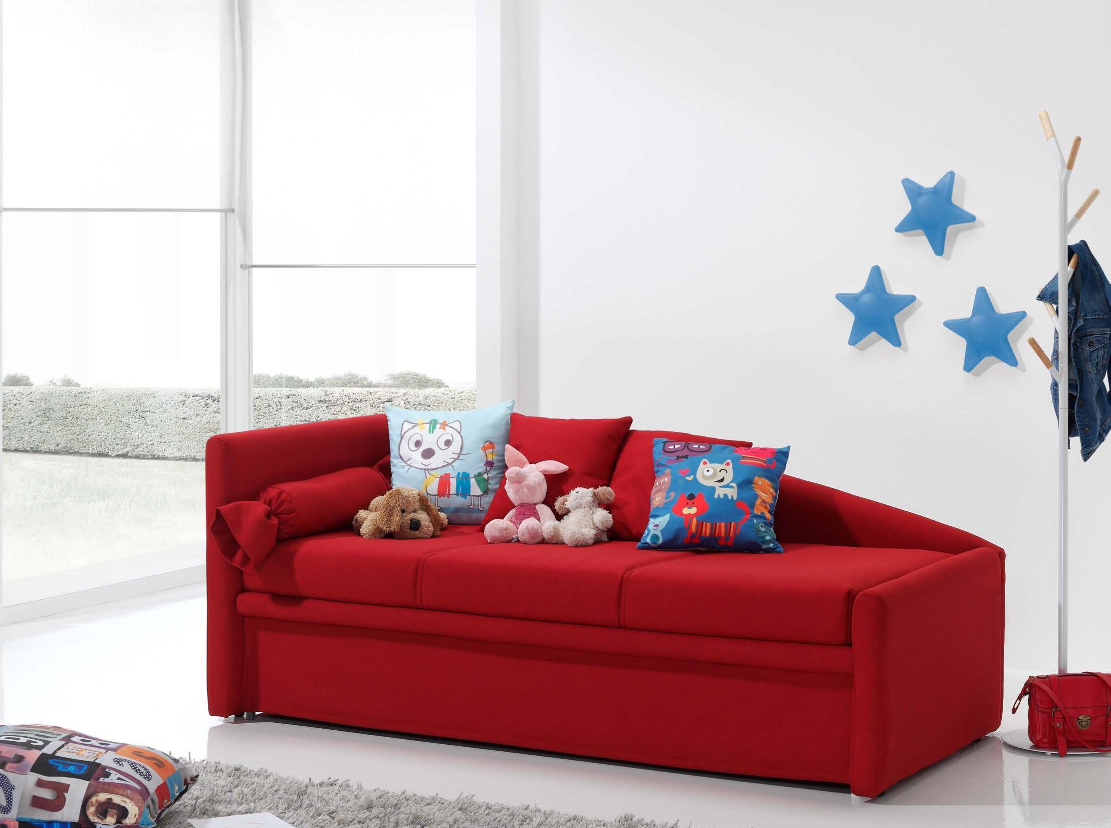 sofá cama cómodo
