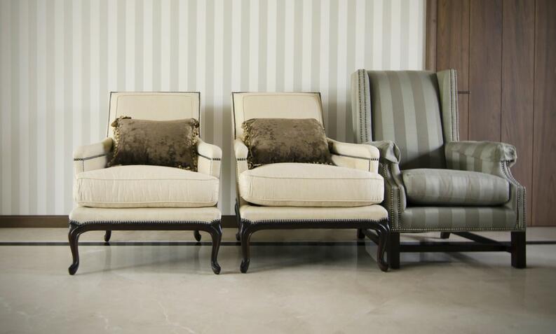 Exposición de muebles en Yecla