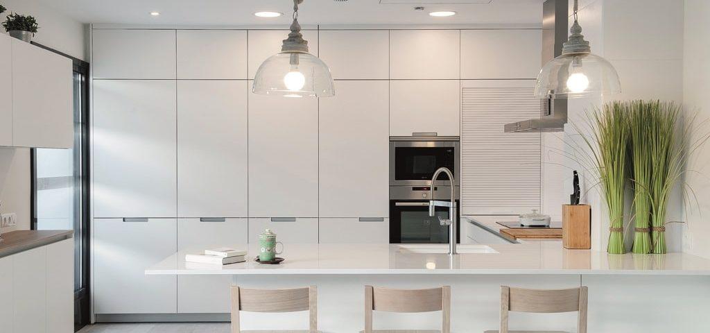 Catálogo de muebles de cocina en Yecla