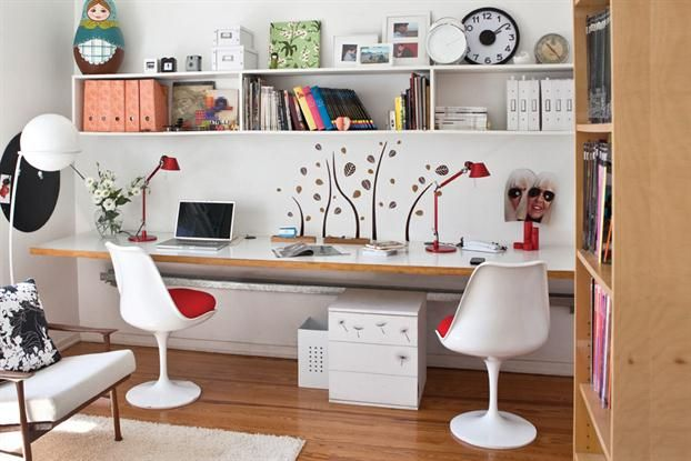 Muebles para estudio