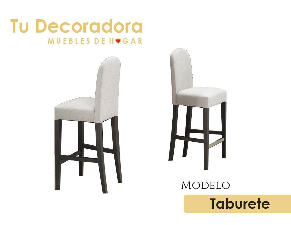 Silla modelo Taburete